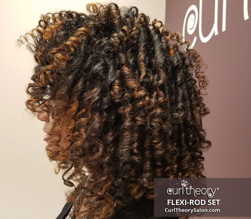Curl Theory - Flexi-Rod Set