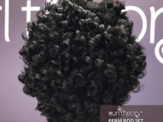 Curl Theory - Perm Rod Set