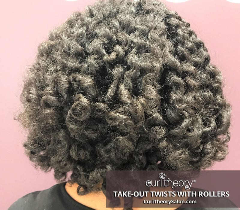 Curl Theory - Take-Out Twists with Rollers