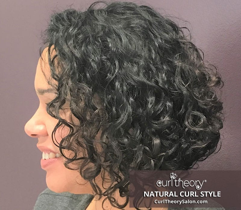 Curl Theory - Natural Curl Style