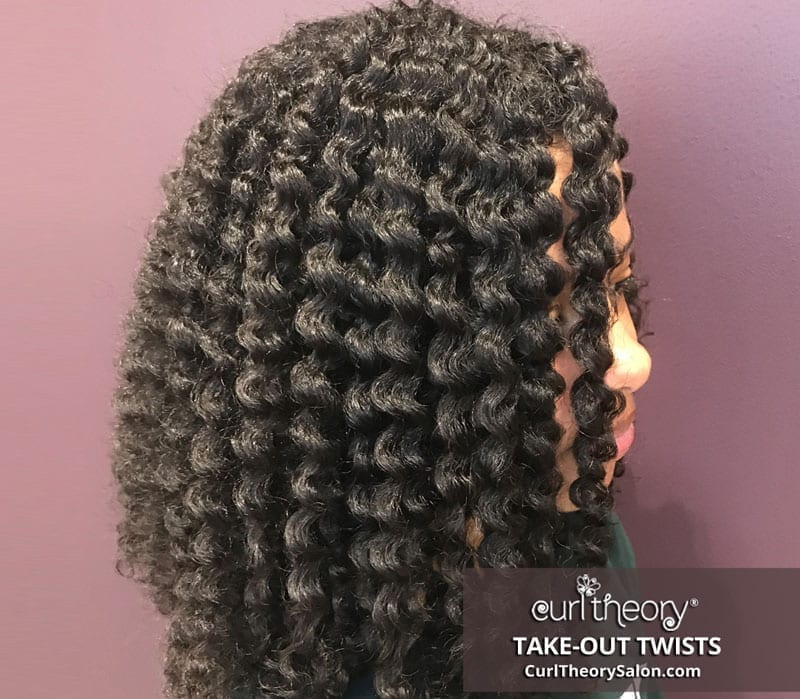Curl Theory - Take-out Twists